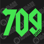 Decal-709Riders-1col-green