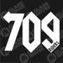 Decal-709Riders-1col-white